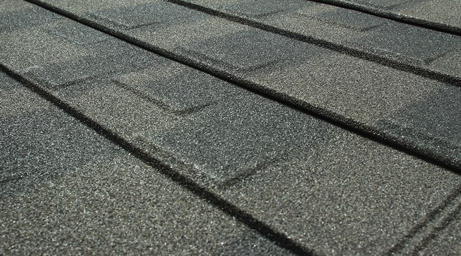 Roof tiles take on new vibrancy and color erie metal roofs for Modern roof shingles